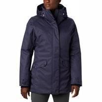 Jas Columbia Women Pine Bridge Jacket Nocturnal